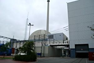 2011年に廃炉が決まったウンターヴェーザー原子炉(エーオン社)