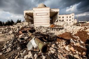 キリス国境付近の惨状