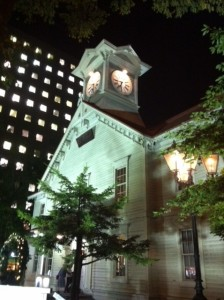 札幌時計台_17