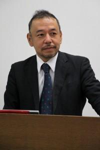 千葉大学の倉阪秀史教授