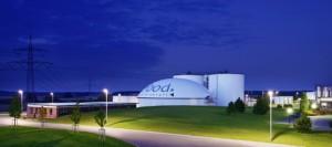 国内メルヒンにあるReFood 社のバイオガス施設(写真提供ReFood)