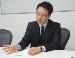 野村総研主任コンサルタントの平本督太郎氏