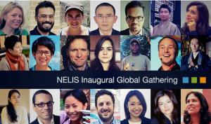 世界大会に招待される予定の若手リーダーたち(NELISクラウドファンディングサイトより)