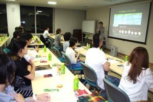 日本財団で行われたセミナーでは、40人が参加してLGBTについての理解を深めた