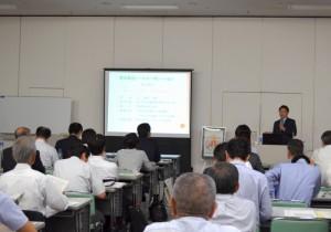 さいたま市CSRチャレンジ企業による事例発表(ノースコーポレーション)
