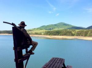 芸北は大自然があちこちにあり、仕事の合間に楽しめます。初めて所有した漁船には第一ぞうさん丸と名前を付けました