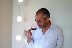 トマ・ドゥルー氏(ディレクター、ワイン醸造家)