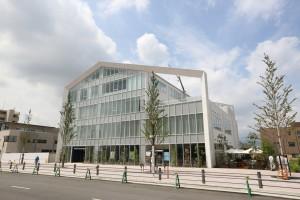 海老名駅西口にオープンしたリコーフューチャーハウス