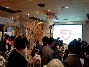 銀座NAGANOで開催された試食会には130名超が参加。