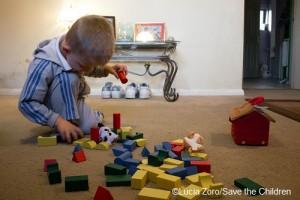 「不慮の事故」を減らすために、安全な子ども向け製品を開発することも重要な原則の一つだ