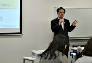 古谷健夫・トヨタ自動車業務品質改善部主査
