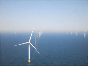 英国の洋上風力発電