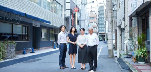 人の採用と定着に苦労していた、東京都千代田区神田のIT企業「ネクサスウィング」社長は「『リクナビダイレクト』で採用した2人は入社直後から取引先にも好評で有難い」と語る