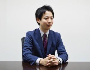 リクルートキャリア「HELPMAN!JAPAN」グループ編集人の繁内優志さん
