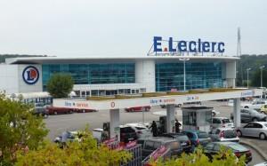 リモージュ市のルクレールの店舗  (C)site e-leclerc.com