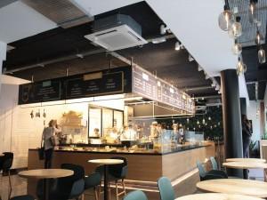 セ・デュ・ジャルダンはオーガニック食材で料理を提供する (C)ビオセボン