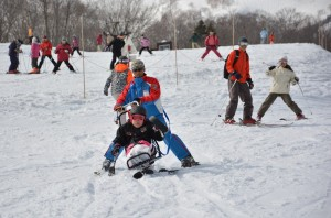 一般社団法人 障害者スキー振興協会の活動(2013年度採択)