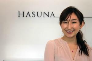HASUNAを立ち上げた白木夏子さん