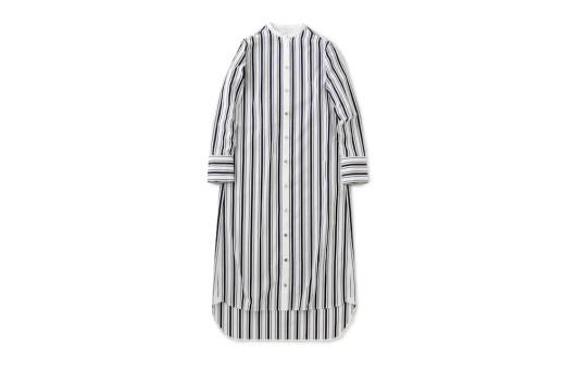 春夏のトレンド「ストライプ」を取り入れた人気ブランドCINOH(チノ)のシャツドレス